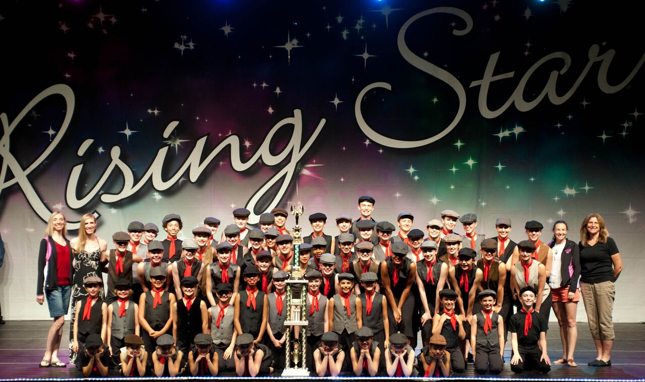 """Step in Time"" – Shining Star Winner – 12 and Under"